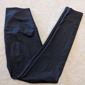 Lululemon black high waisted compression leggings